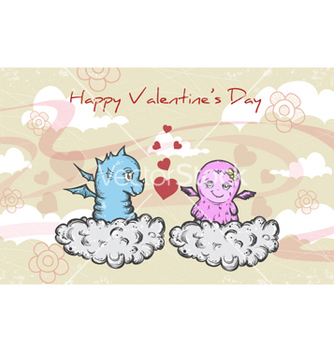 Free valentines background vector - Kostenloses vector #254221