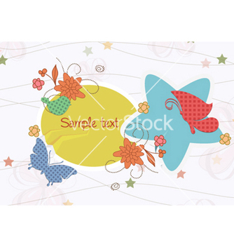 Free colorful abstract vector - Free vector #254561