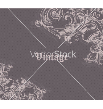 Free vintage background vector - Free vector #255061