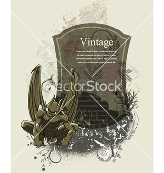 Free gothic frame vector - Free vector #255761