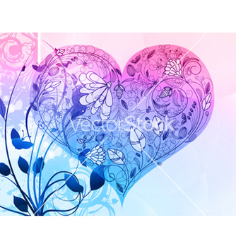 Free valentine background vector - Free vector #255781