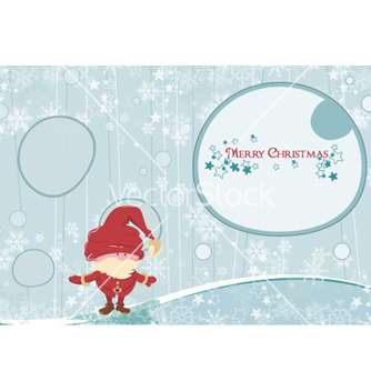 Free winter background vector - Free vector #255851