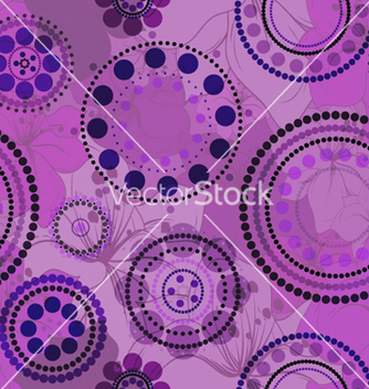 Free abstract seamless pattern vector - Kostenloses vector #256691