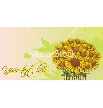 Free vintage floral background vector - Free vector #257911