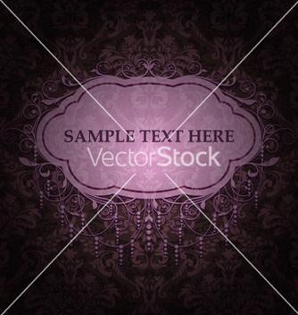 Free vintage label vector - бесплатный vector #258281