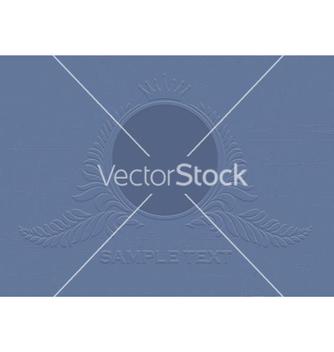 Free engraved vintage emblem vector - Kostenloses vector #258601