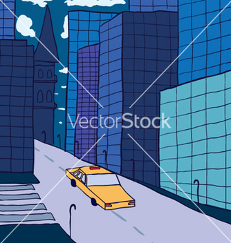 Free new york doodles vector - vector gratuit #259391
