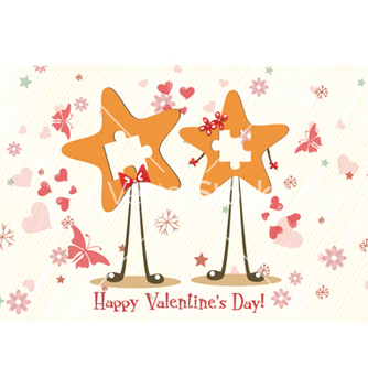 Free valentines day background vector - Kostenloses vector #259521