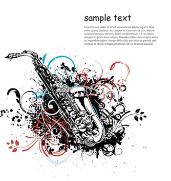 Free music vector - Kostenloses vector #259541