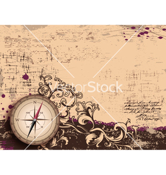 Free vintage background vector - Kostenloses vector #260091