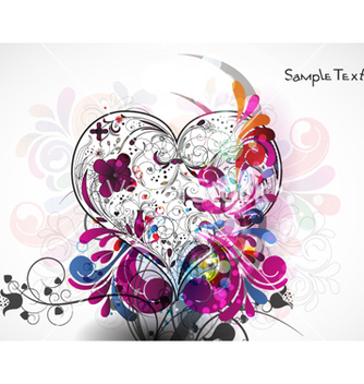 Free valentine background vector - Free vector #260301