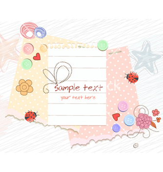 Free colorful frame vector - vector #260751 gratis
