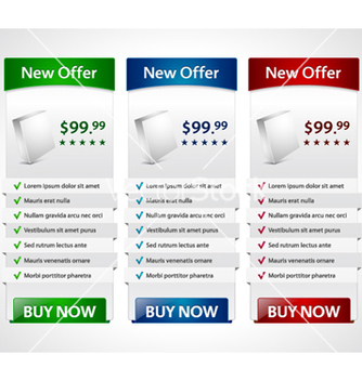 Free web banners vector - Free vector #261691