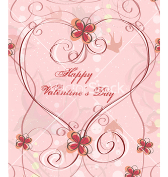 Free valentines day background vector - Kostenloses vector #262261