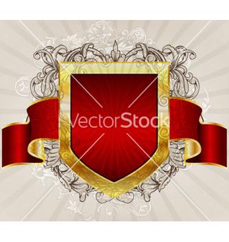 Free vintage label vector - бесплатный vector #262691