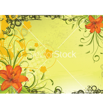 Free retro grunge background vector - Free vector #263271