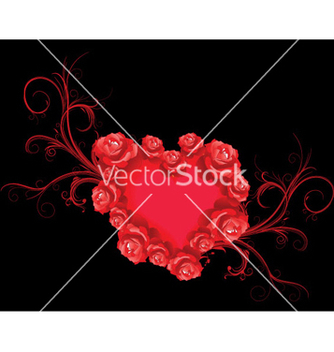 Free valentine background vector - Free vector #263531