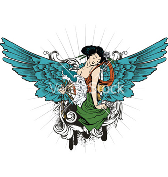Free japanese emblem vector - vector gratuit(e) #264971