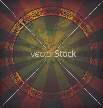 Free vintage frame vector - Free vector #265181