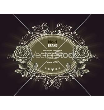 Free vintage label vector - Free vector #265741