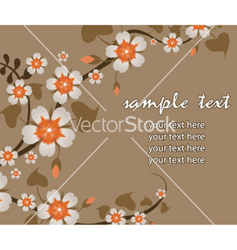 Free spring floral vector - Free vector #266071
