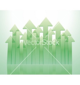 Free green transparent arrows vector - бесплатный vector #266641