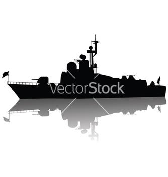 Free ship vector - vector gratuit #266831