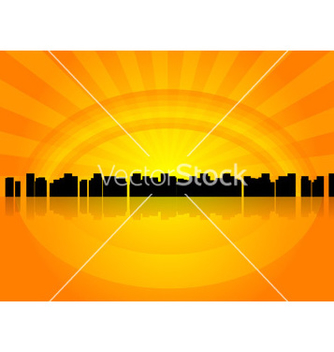 Free city vector - Free vector #267511