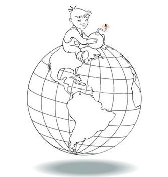 Free child vector - Kostenloses vector #267831