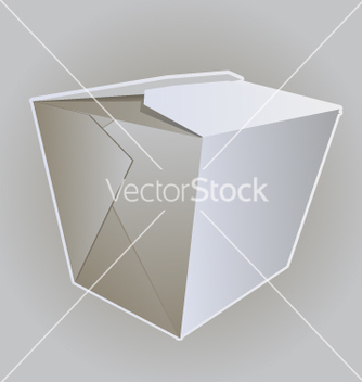 Free noodle box vector - vector gratuit #267951
