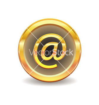 Free email sign vector - бесплатный vector #268071