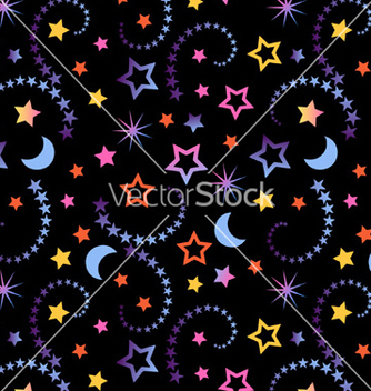 Free tiny celestial wallpaper vector - Free vector #268741