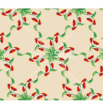 Free seamless pattern vector - Kostenloses vector #269621