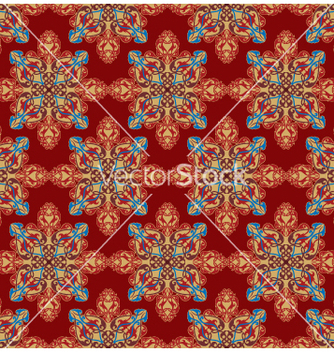 Free seamless pattern vector - Free vector #269761