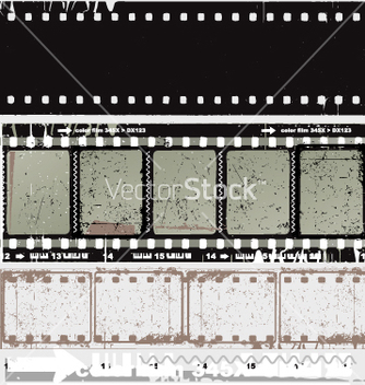 Free film strip vector - Free vector #269951