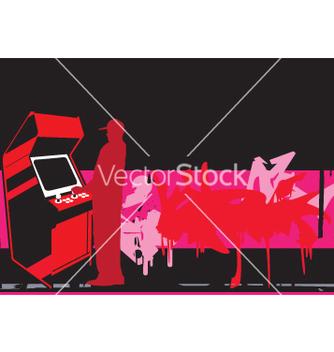 Free spacie player vector - Kostenloses vector #270241
