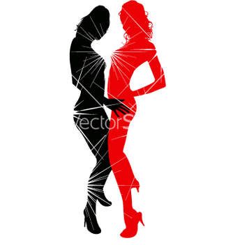Free lets dance vector - Free vector #270251