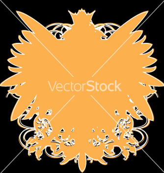 Free heraldry shield vector - бесплатный vector #270381