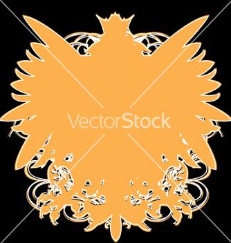 Free heraldry shield vector - vector gratuit #270381
