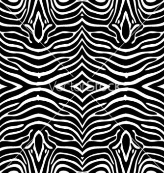 Free zebra skin wallpaper vector - Free vector #270431