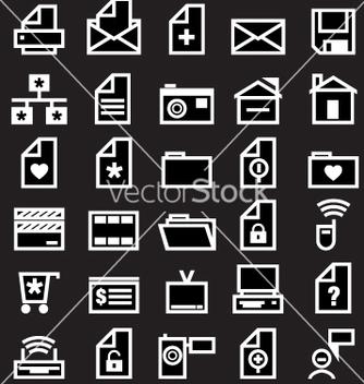 Free web icons vector - Kostenloses vector #270631