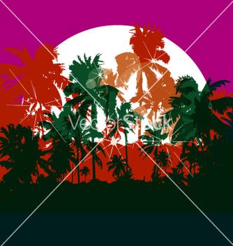 Free club tropicana vector - Kostenloses vector #270711