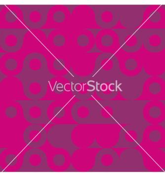 Free retro pattern vector - vector gratuit #270891