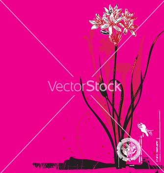 Free oriental flower vector - Kostenloses vector #271141