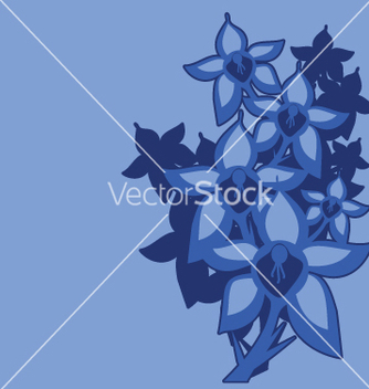 Free orchid design vector - Free vector #271151