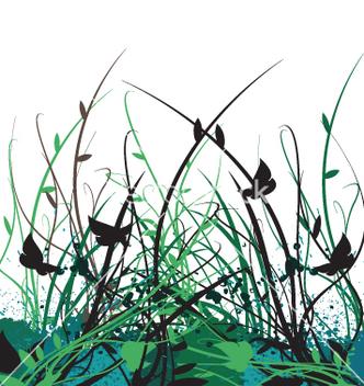 Free floral vine garden vector - vector #271371 gratis