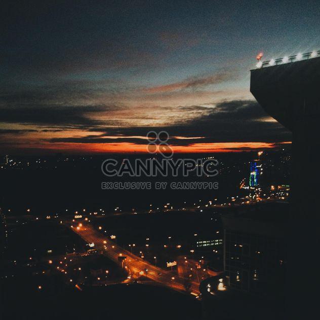 coucher de soleil - image gratuit #271761