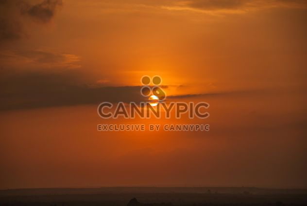 Golden sunset - Free image #271781