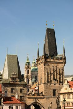 Prague, Czech Republic - image gratuit(e) #272111