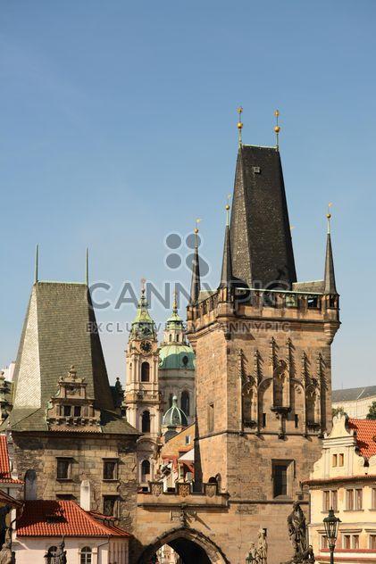 Prague, République tchèque - image gratuit(e) #272111